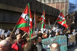 Sindicalismo nacionalista y eje de rotación político
