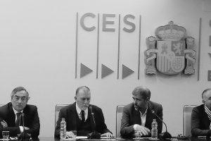 El fuero y el huevo del Diálogo Social (Intervención en el CES)